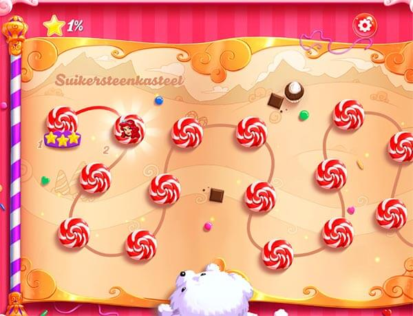 Candy Bubble Levels