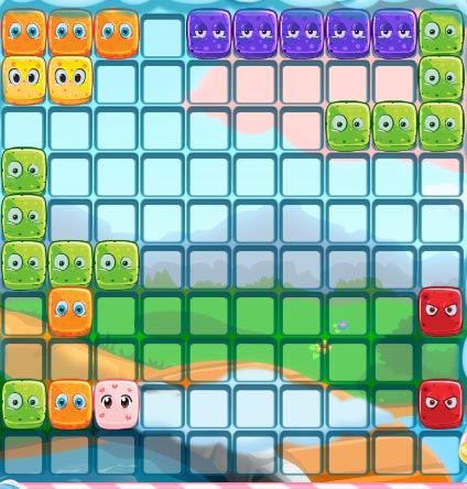 Gummy Blocks Evolutions Gameplay