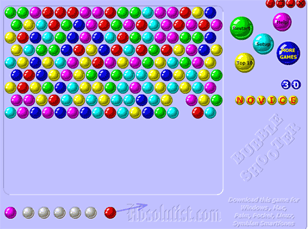 Bubble Shooter Net